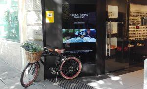 Digital signage tiendas