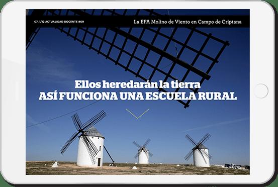 Revista digital redacción