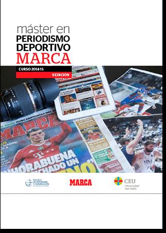 folleto marca