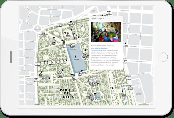 Mapa comunicación