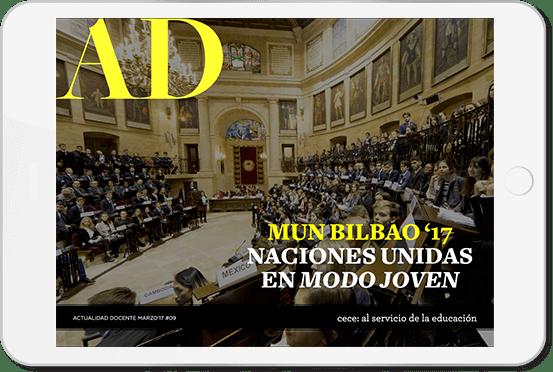Revista digital Actualidad Docente