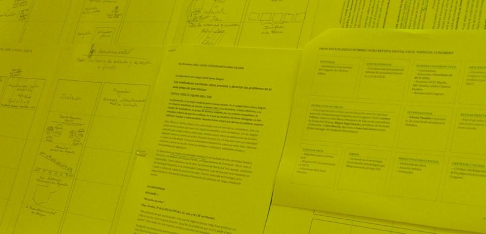 proyecto comunicación revista