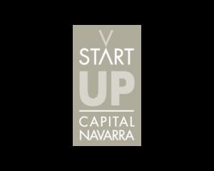 Logo Startup Capital Navarra