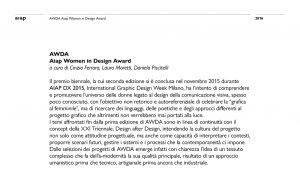 AIAP premio diseño BdR