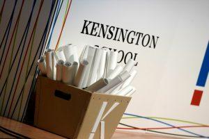 Evento graduación colegio Kensington School