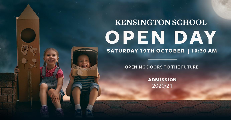 Evento jornada puertas abiertas Kensington School