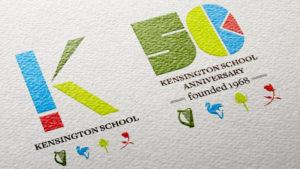 Diseño logo colegio