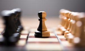 partida de ajedrez estrategia