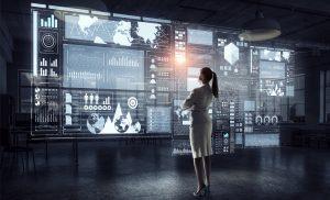 pantallas experiencia tecnología
