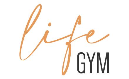diseño logo gimnasio