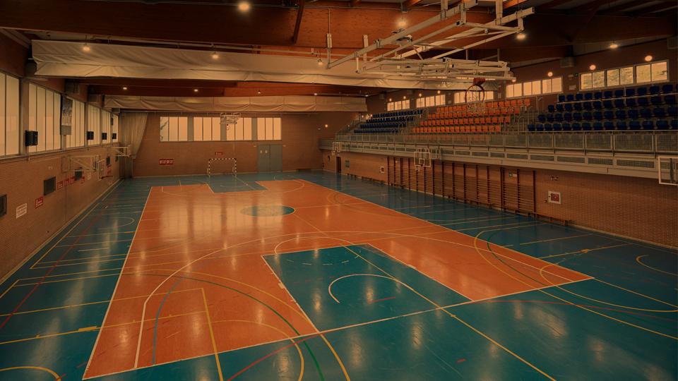 fotografía instalaciones gimnasio