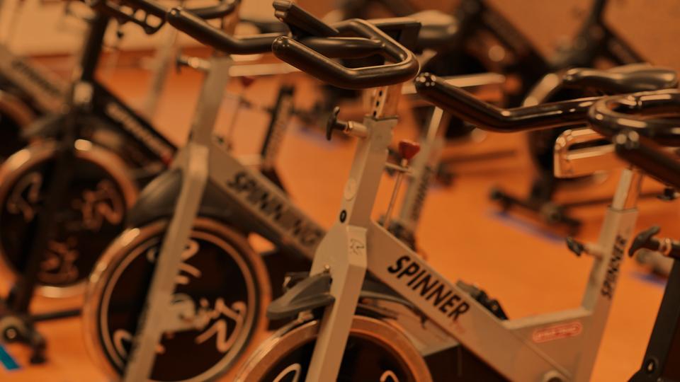 fotografía equipamiento gimnasio