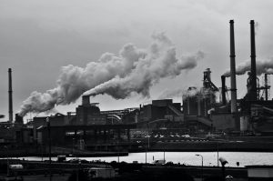 Fábricas de la Revolución Industrial