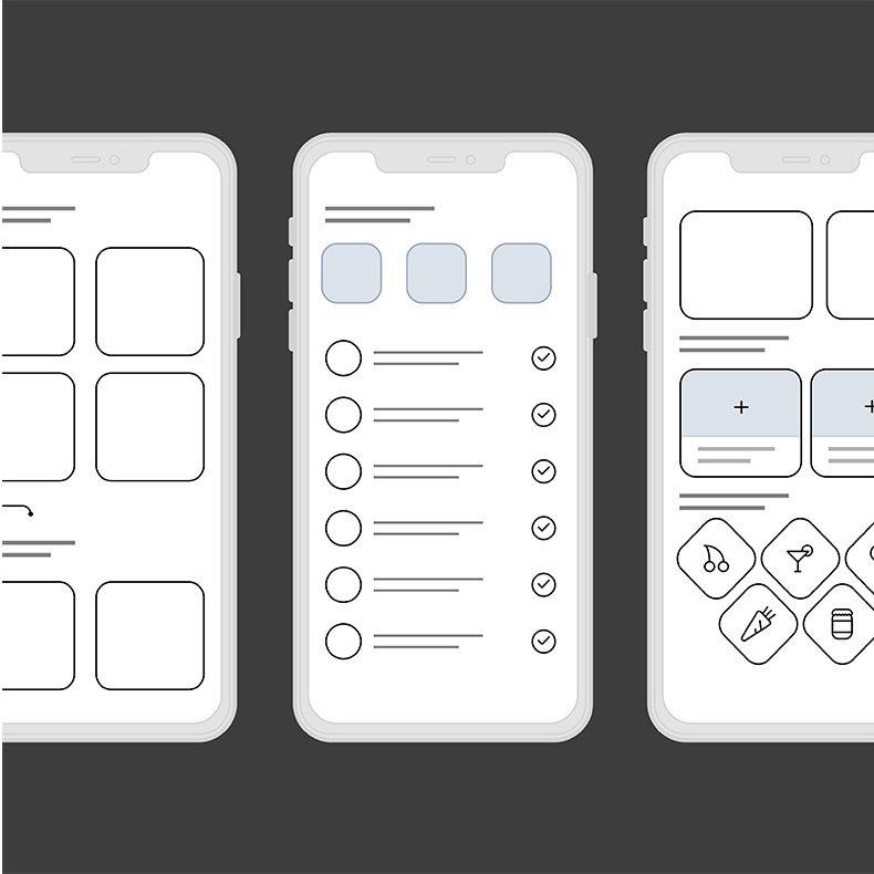prototipos de aplicación